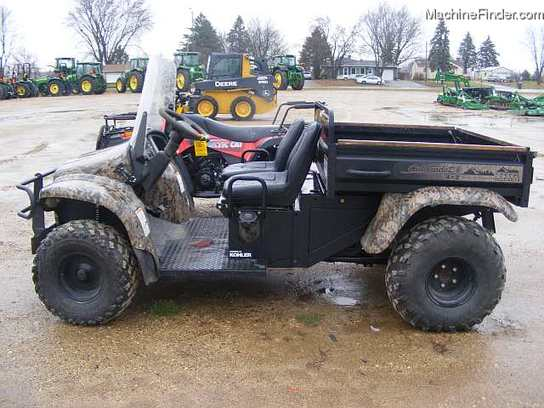 2008 Cub Cadet BIG COUNTRY 4X2