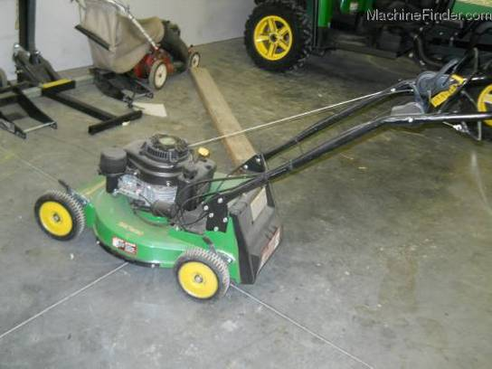 2011 John Deere WE85 LAWN MOWER