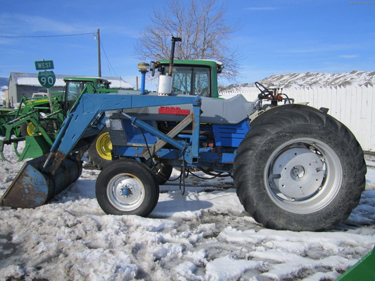 Ford Tractor Model Numbers : Ford commander serial numbers autos post