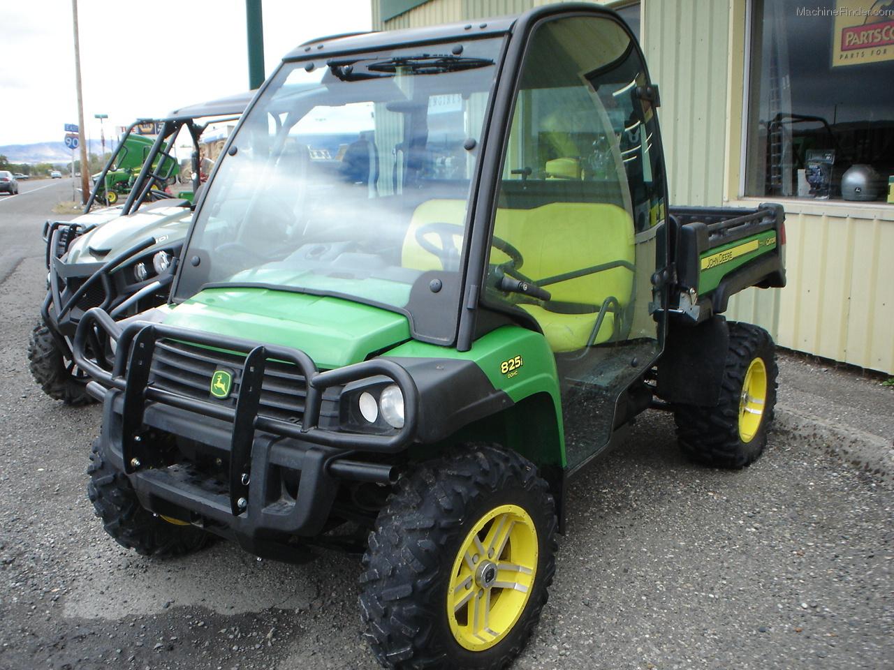 2012 John Deere XUV 825i ATV's - 541.5KB
