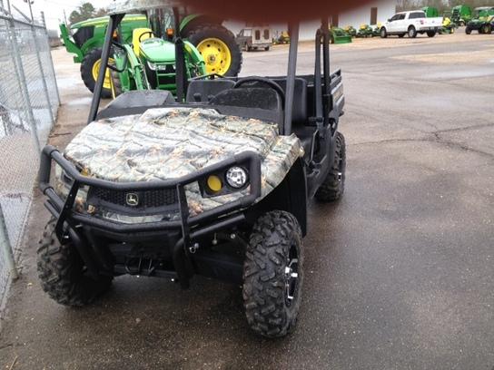 2013 John Deere 550