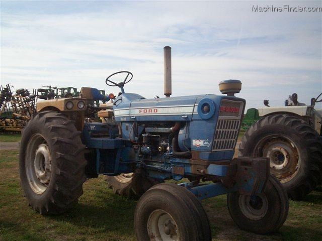 Ford Row Crop Tractors : Machinefinder my news faq help financing