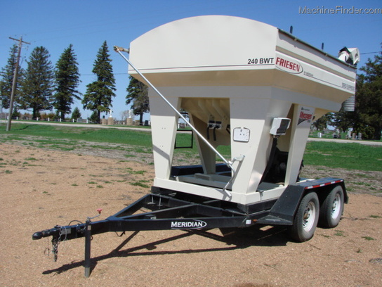 2008 Friesen 240BWT