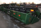 2000 John Deere 930F FULL FINGER