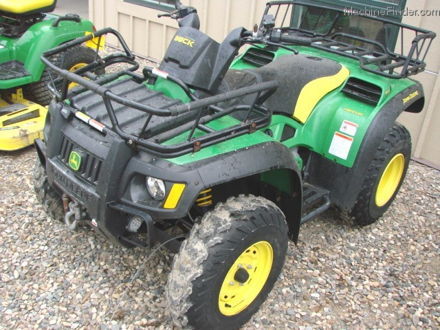 2004 john deere buck atv 39 s and gators john deere machinefinder. Black Bedroom Furniture Sets. Home Design Ideas