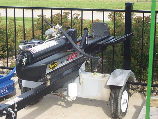 2010 other speeco splitmaster 28 ton log splitter for Splitmaster