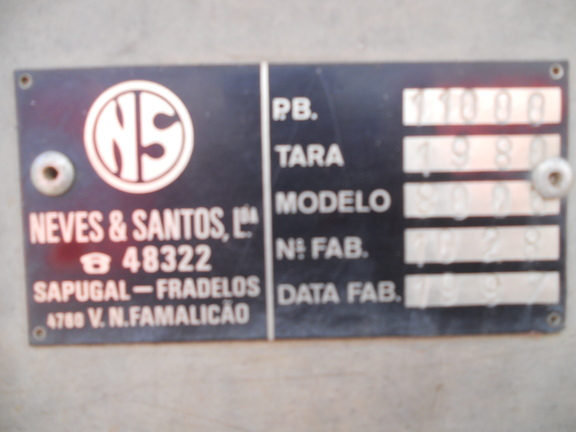 Other Neves & Santos 8000 lts