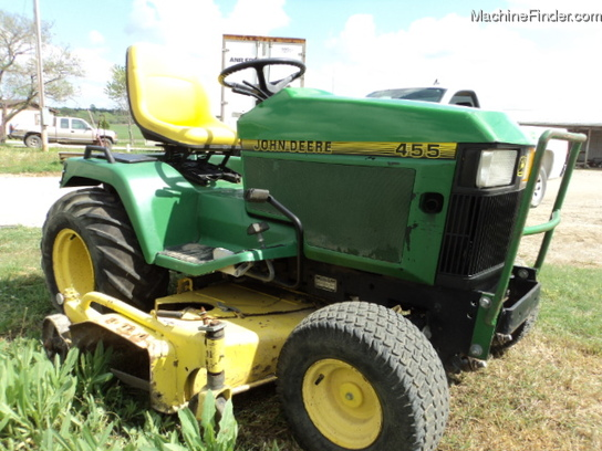 John Deere 455 Mower Parts : John deere lawn tractor car interior design
