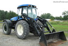 2007 New Holland TV145