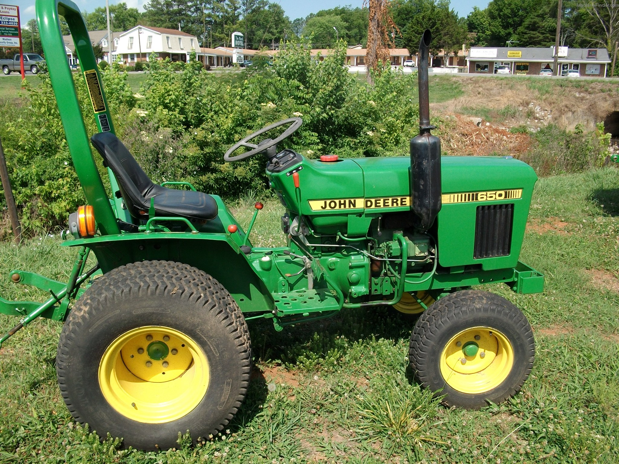 John Deere 650 Tractor Parts : John deere tractor parts related keywords