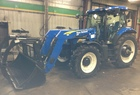 2011 New Holland T6070 Plus
