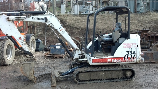 2006 Bobcat 334 IN BRIDGEPORT