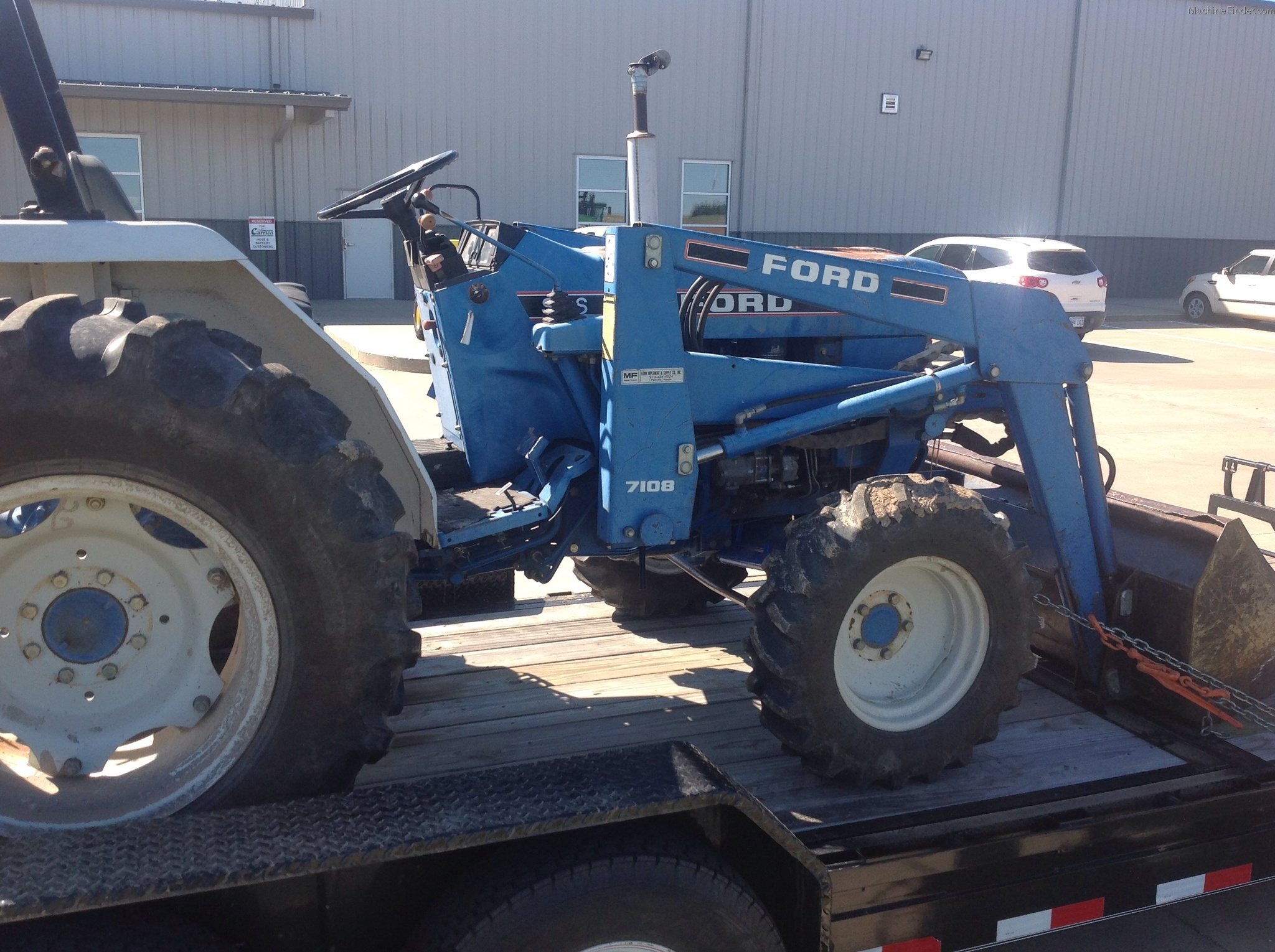 New Holland Compact Tractors Parts : Used ford tractor parts