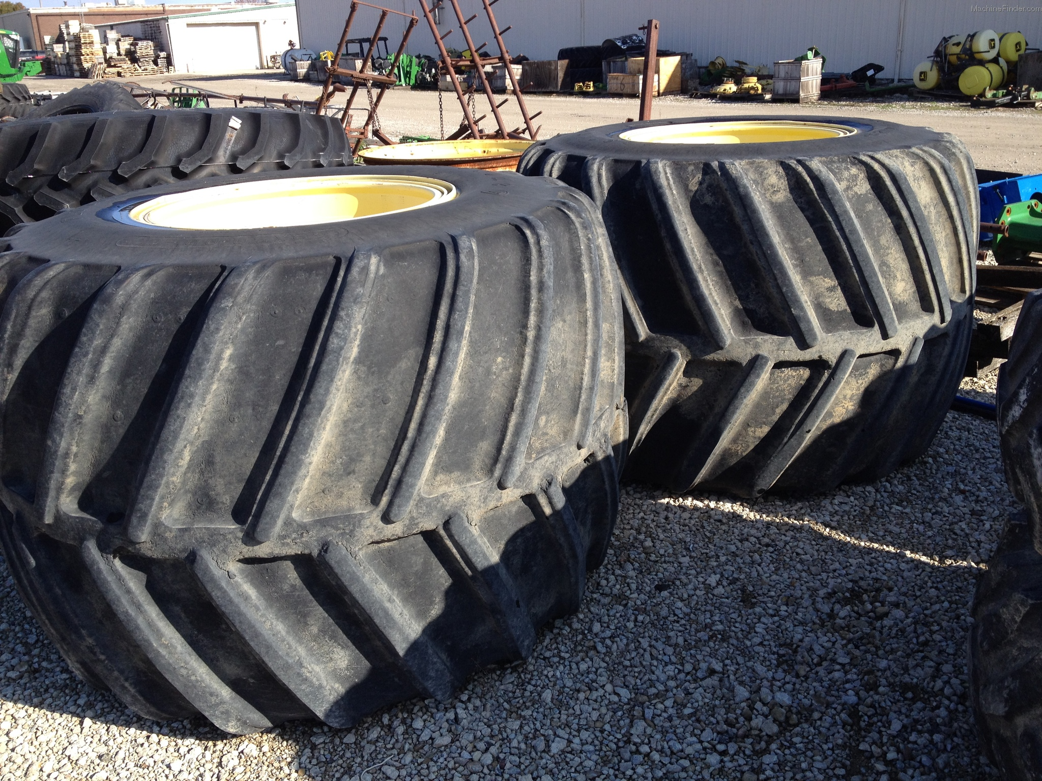tire machine financing