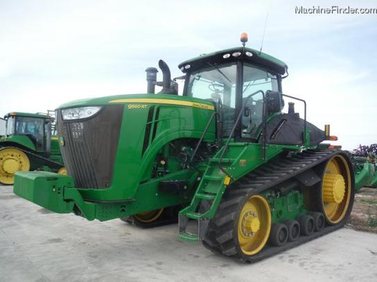 2012 deere 9560rt tractors articulated 4wd deere machinefinder