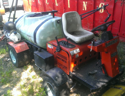 Smithco Lawn Mower Parts : Smithco gallon sprayer golf turf equipment