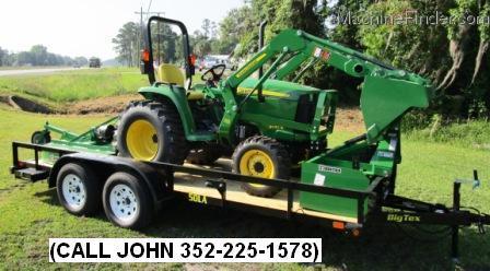 2014 john deere 3032e tractors compact (1 40hp.) john