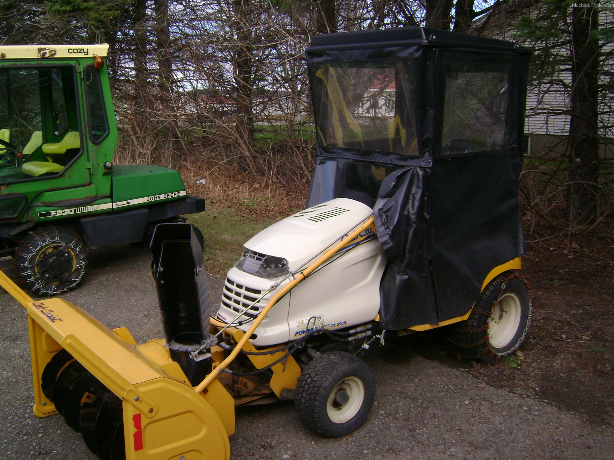 2008 Cub Cadet Gt3200 Lawn Amp Garden And Commercial Mowing