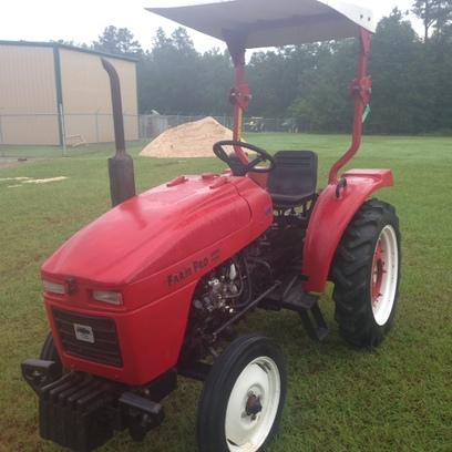 2003 Farm Pro 2420