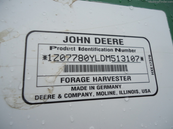 John Deere 7780