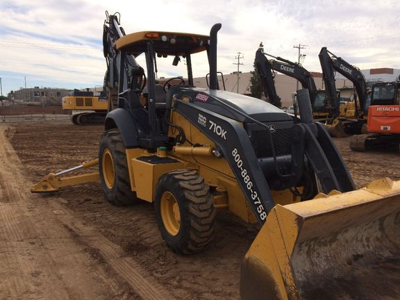 Detail photo of 2014 John Deere 710K from Construction Equipment Guide