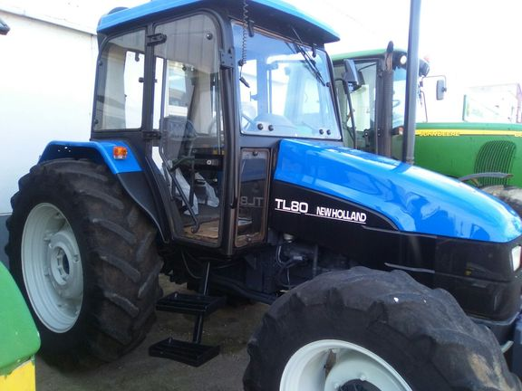 John Deere New Holland TL 80