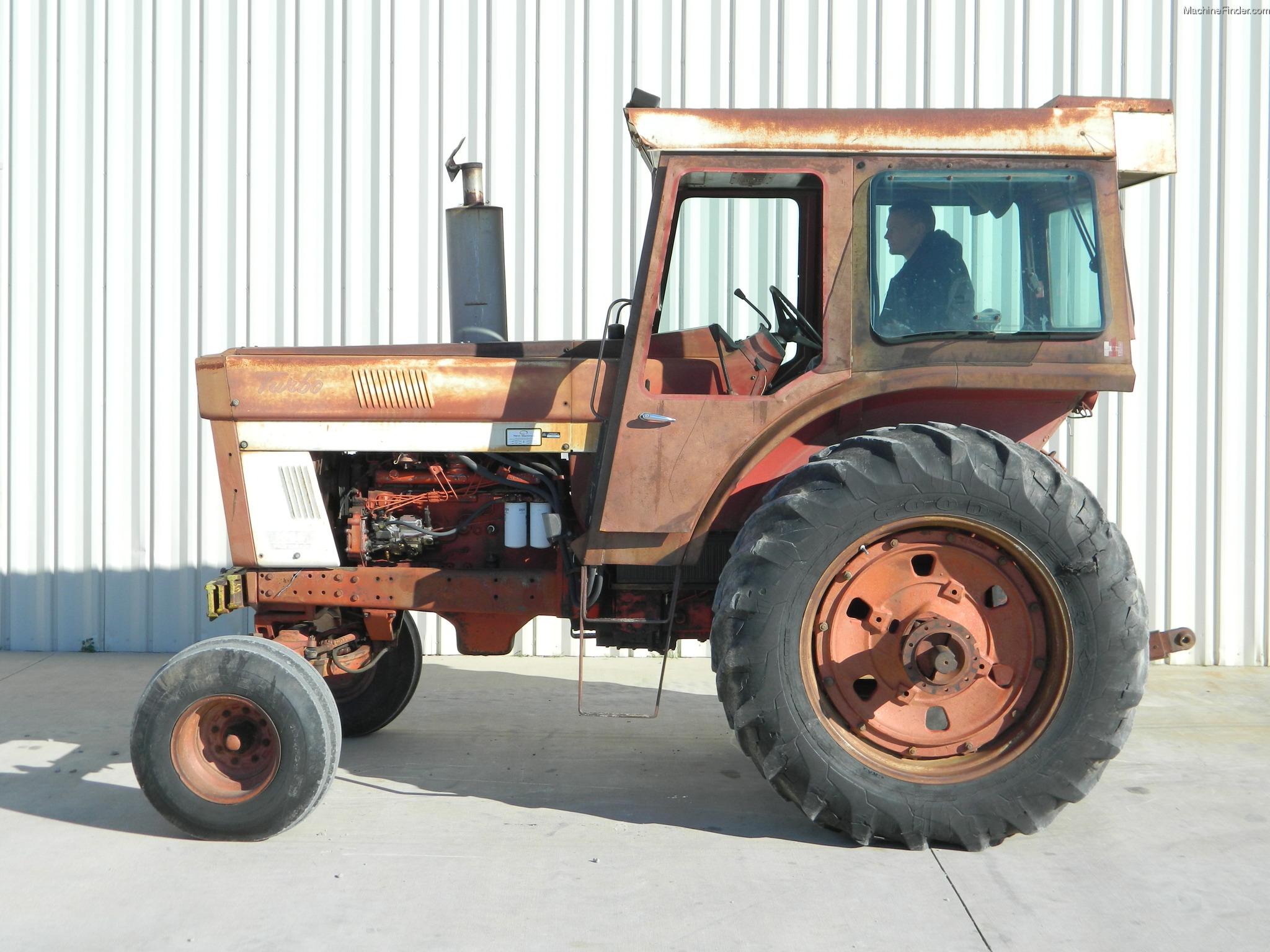 Parts For 1066 Ih Tractor : International harvester tractors row crop