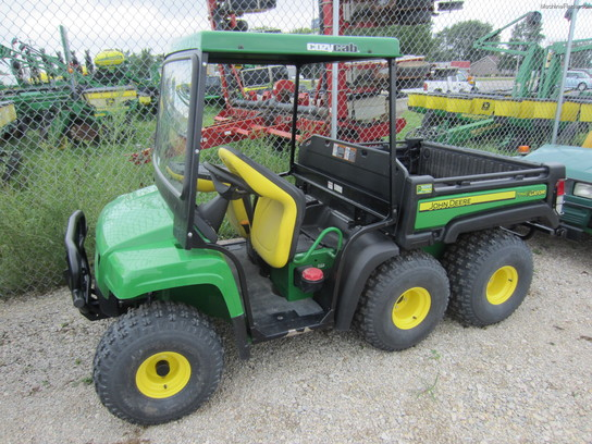 2011 John Deere GATOR TH