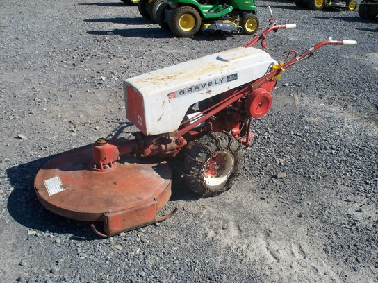 Gravely WALK BEHIND ROTARY