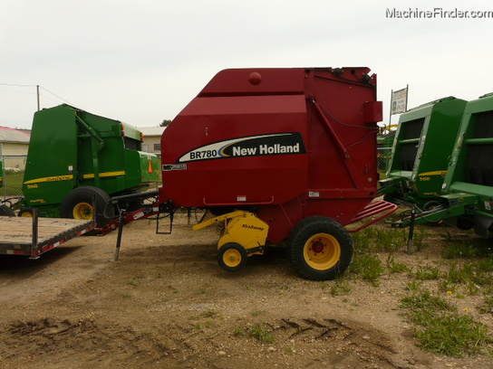 2005 New Holland BR780
