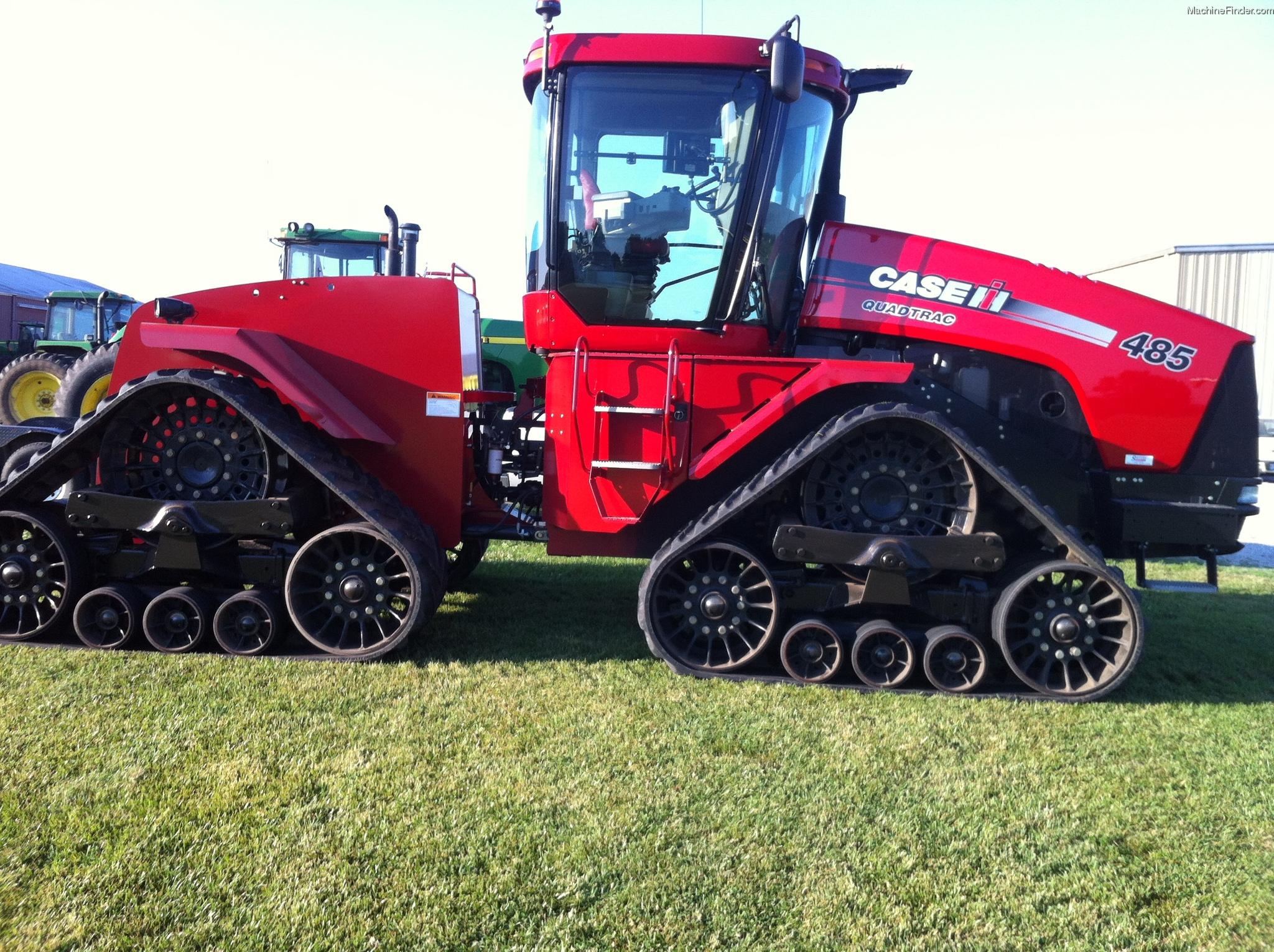 2010 Case Ih 485 Quadtrac Tractors