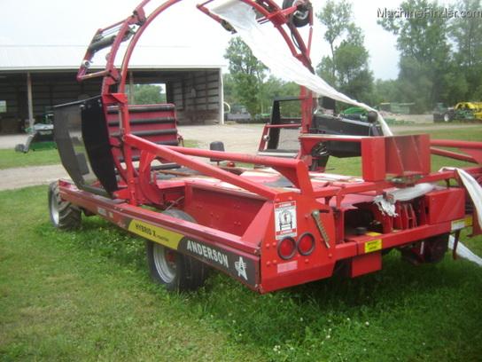 585 Hay Rake Parts : Anderson hybrid hay equipment handling and