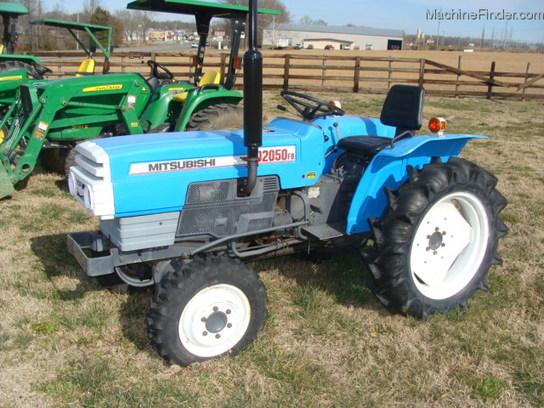 Mitsubishi Compact Tractors : Mitsubishi d fd tractors compact hp