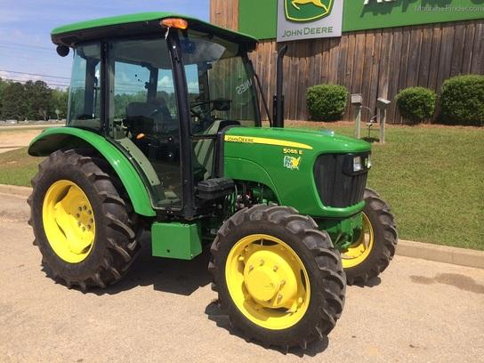 2015 john deere 5055e tractors utility 40 100hp john deere