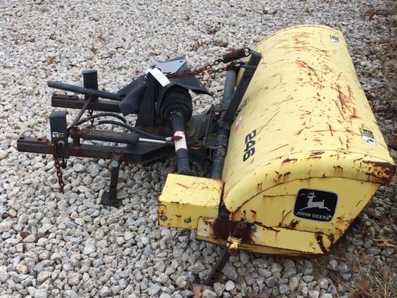 4020 John Deere >> John Deere 246 BROOM Attachments for Lawn & Garden Tractors for Sale   [66973]