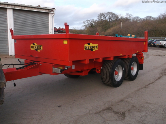 Herbst DL 10t Plant Tipper