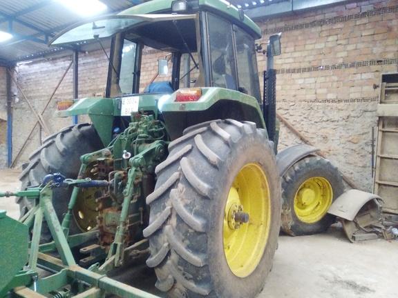 John Deere 7700 4WD