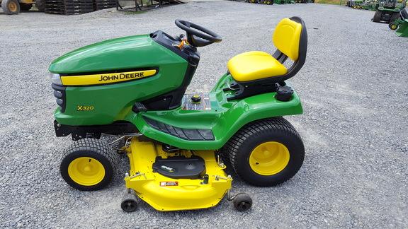 John Deere X320