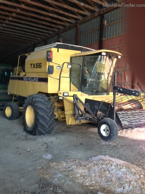 1995 New Holland TX66