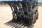 2013 Unknown LCG72 LRG CAPACITY SKELETON GRAPPLE W/COUPLERS