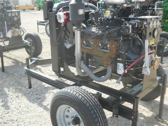 2013 GMC IIBGM8057200 POWER UNIT ON CART