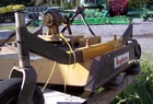 "2010 King Kutter FM60Y 60"" 3PT HITCH GROOMING MOWER 540RPM"