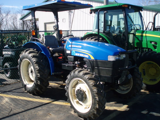 2011 New Holland Workmaster 45