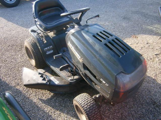 mtd yard machine lawn tractor