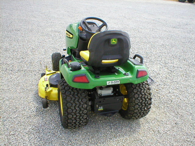 John Deere X530 Lawn Tractor : John deere lawn garden tractors for sale