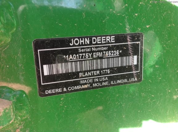 John Deere 1775NT