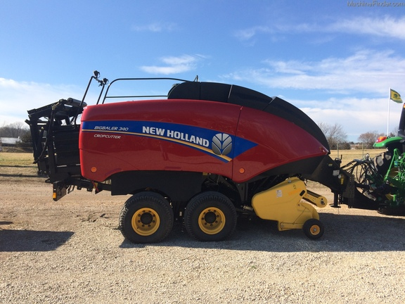 2013 New Holland 340R