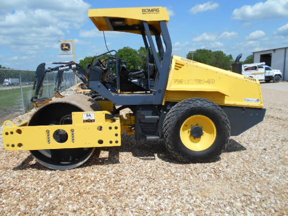 Detail photo of 2011 Bomag BW177DH-40 from Construction Equipment Guide