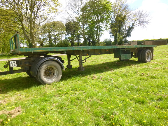 Other Flat trailer