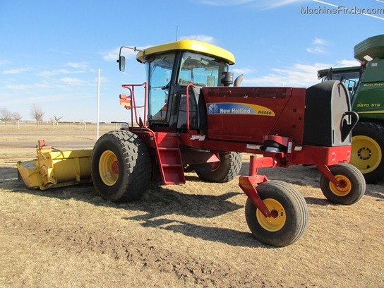 2009 New Holland H8080